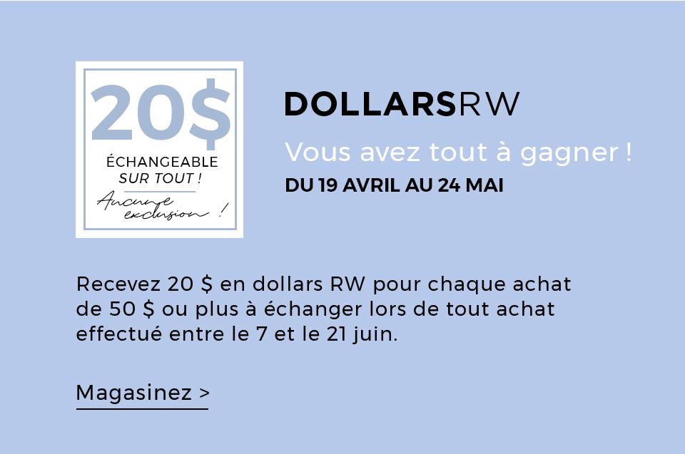 DOLLARS RW&CO.