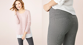 Women's Tops & Leggings Buy 2 for $39.90 each