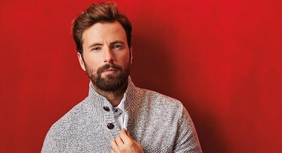 Men's Sweaters at $49.90