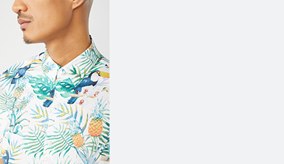Select Men's Tops at $49.90