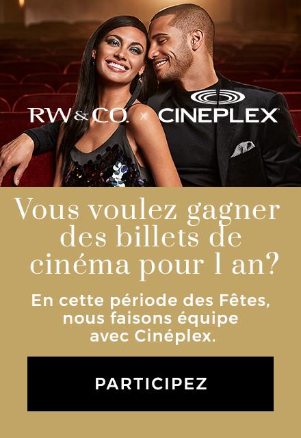 Concours Cineplex