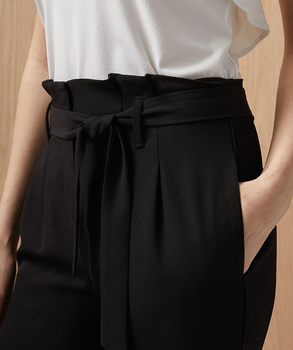 le pantalon à plis