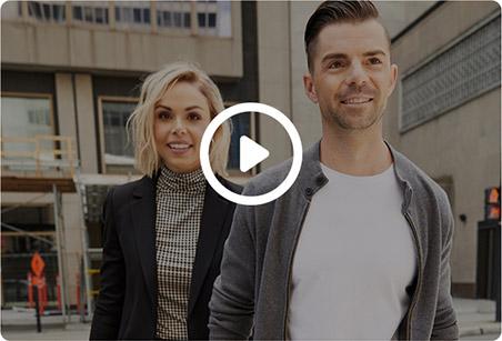 Sacha & Melissa Leclair video