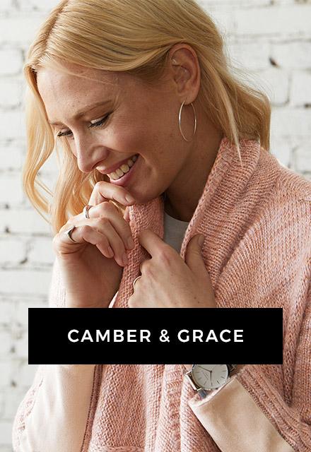 shop Camber & Grace