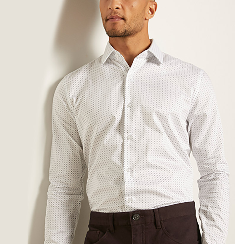 Tailored shirts