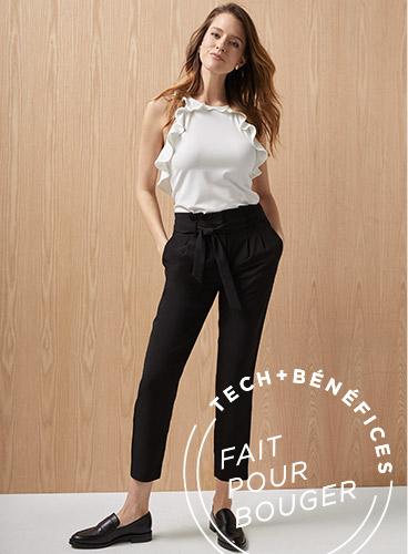 Pantalons à plis -Guide du pantalons