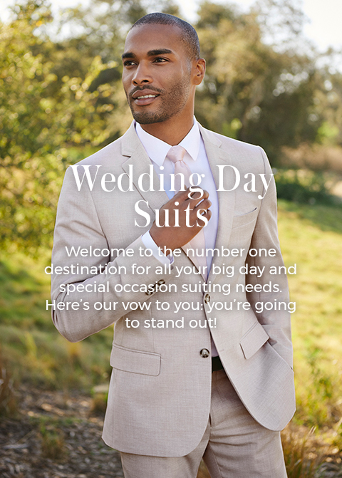 Wedding Day Suits