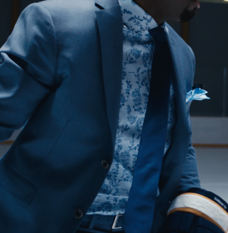 PK Subban Suits Section Video