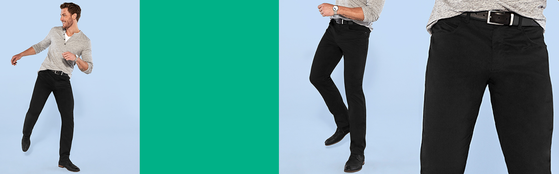 5 pockets Pants