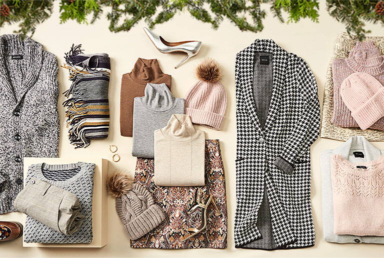 Gift Guide from RW&Co
