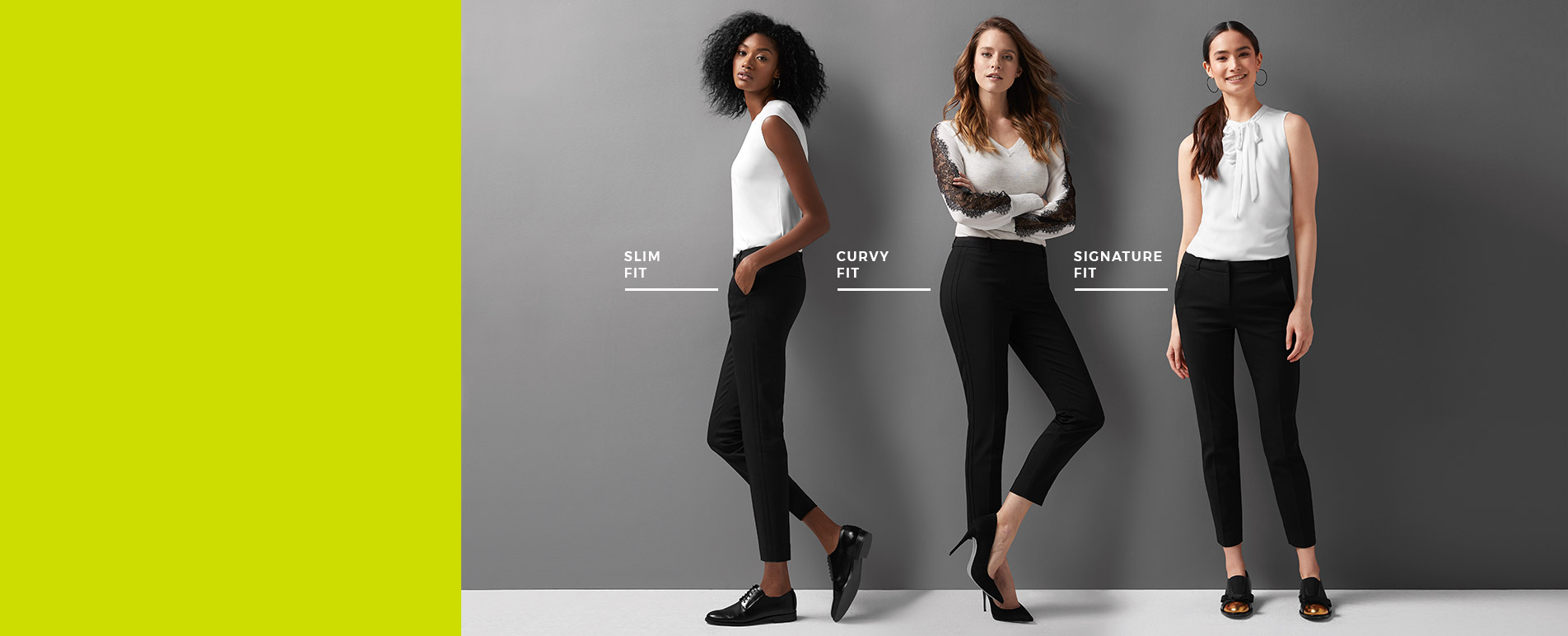 Perfectly fitted pant