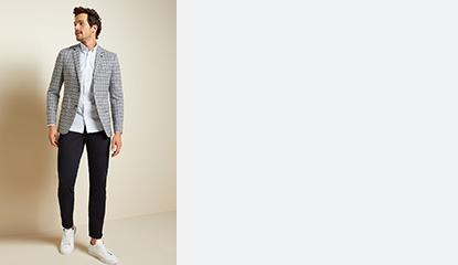 Pantalons chino sélectionnés