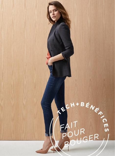 Denim -Guide du pantalons