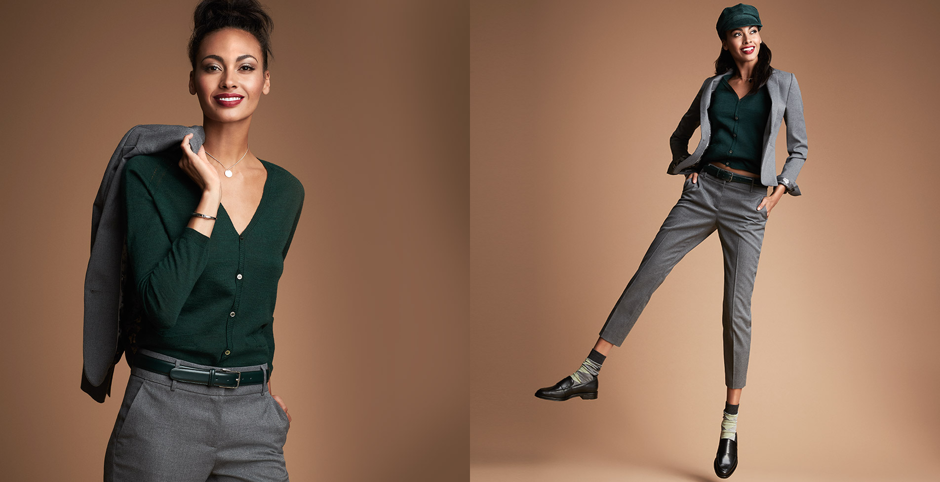 Fall for our stylish suits and mix things up for maximum personal style.
