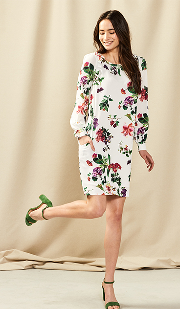 Robes Florales