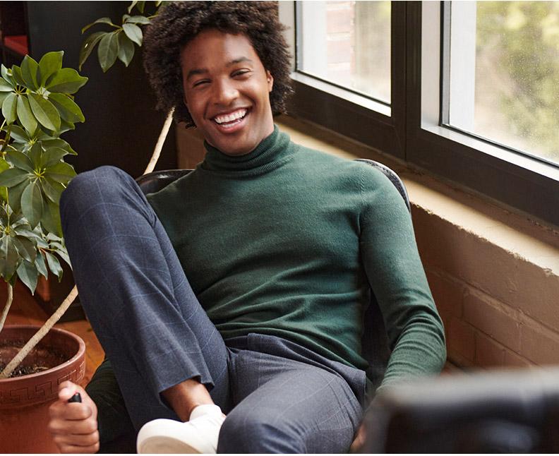 Redéfinir le chandail en tricot