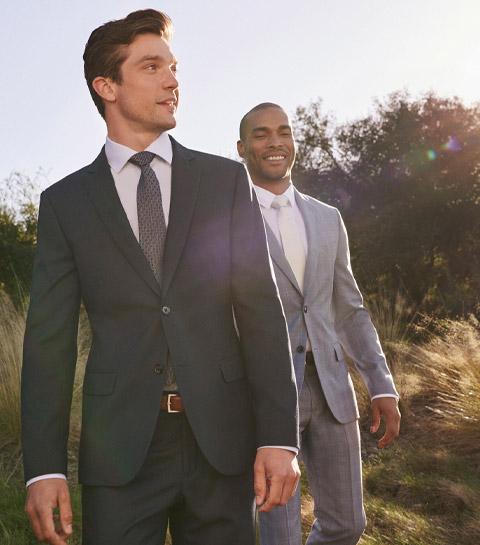 RW&Co shop suits
