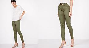 Jeans pour femmes à partir de 19,95 $