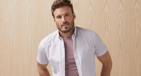 Men's Short-Sleeve Shirts at $49.90