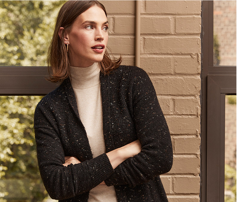 Knits from RW&CO sweaters