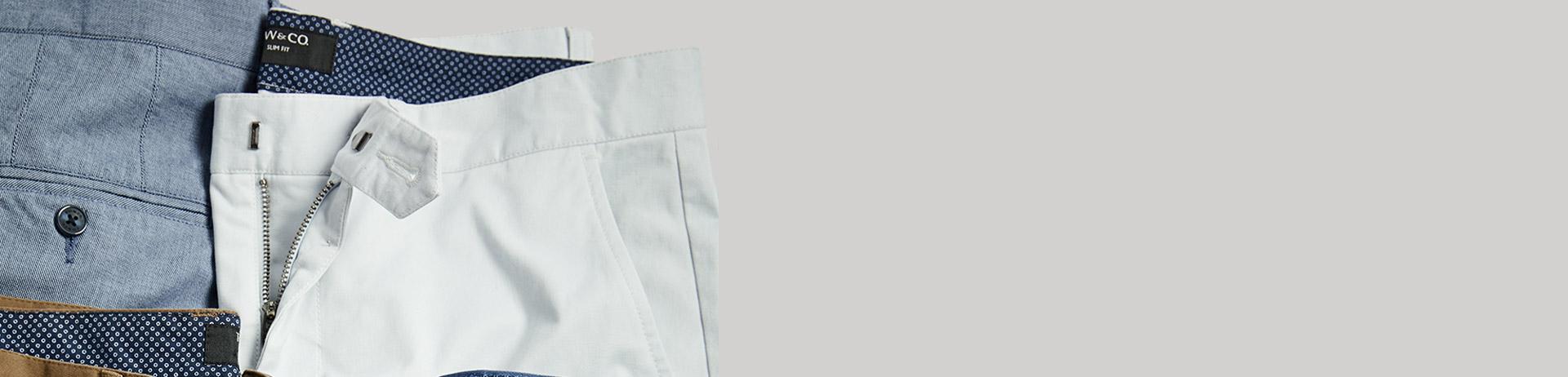 Short Casual Pants