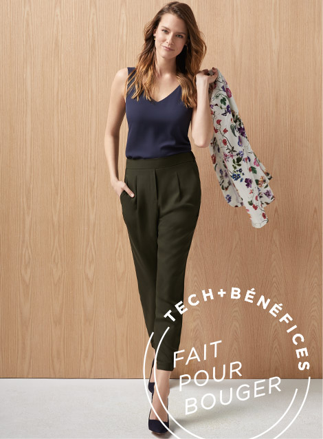 Pantalon plissé -Guide du pantalons