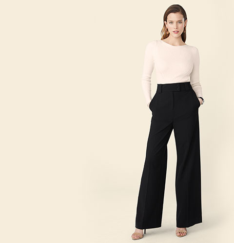 HIGH-RISE PANTS from RW&Co