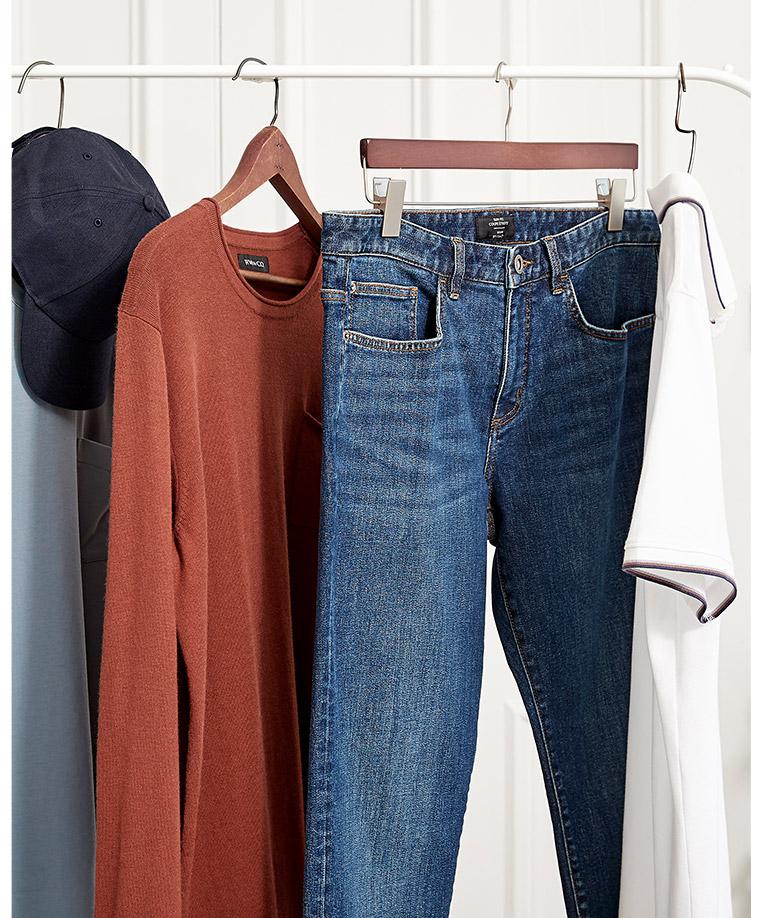 Les essentiels de votre garde-robe