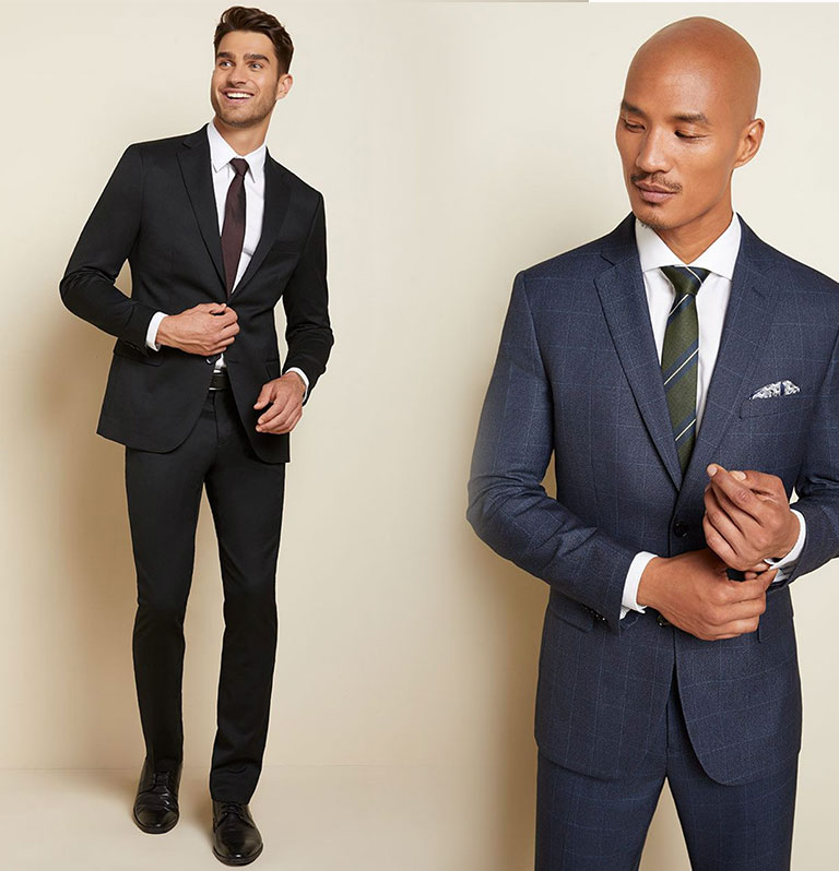 RW&CO suits