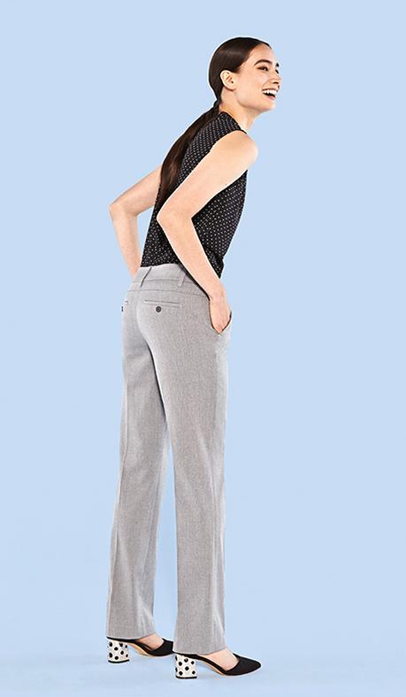 Straight leg - Pant Guide
