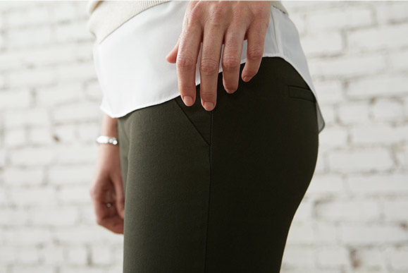 The Modern Stretch Legging