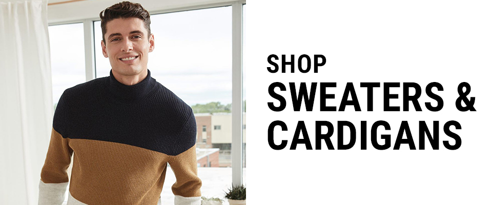 Shop Sweaters & Cardigans