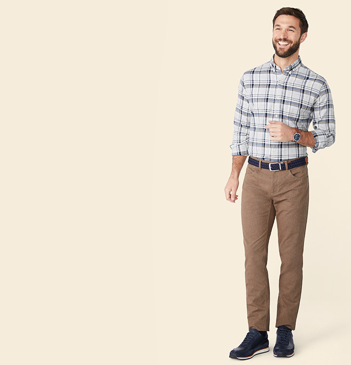 5-Pocket pant from RW&Co