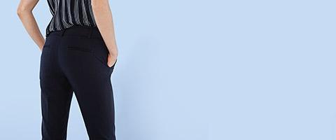 pantolons pour femmes