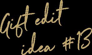 Gift edit idea #13