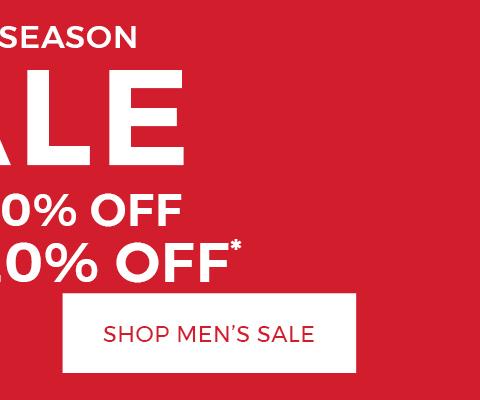men sale