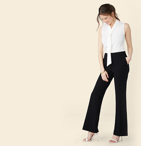 Full length pant from RW&Co