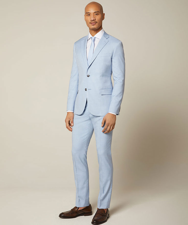 Up to $100 off men's suits
