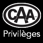 Privilèges CAA