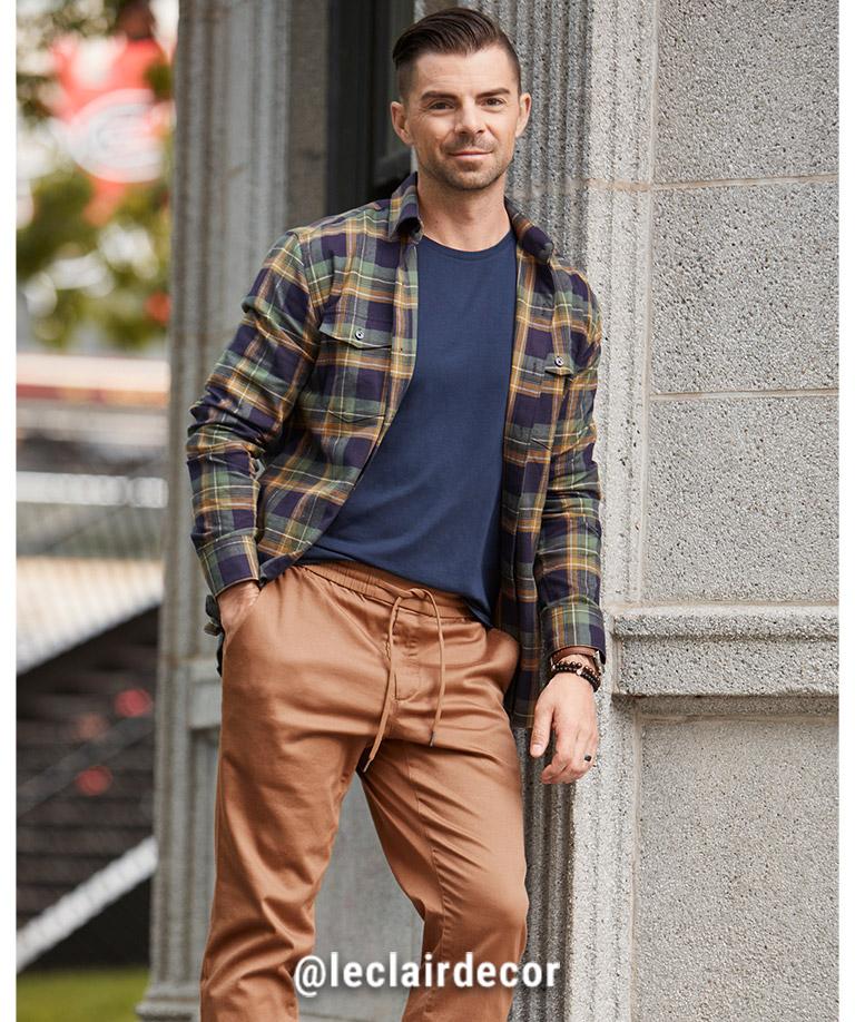 Les pantalons automnaux