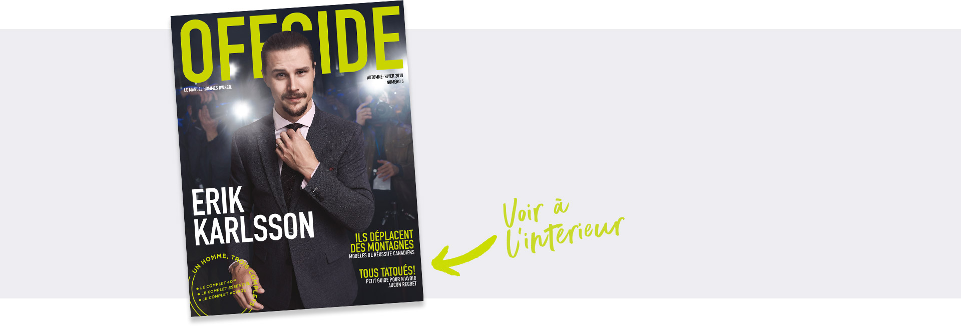 magazine Offside