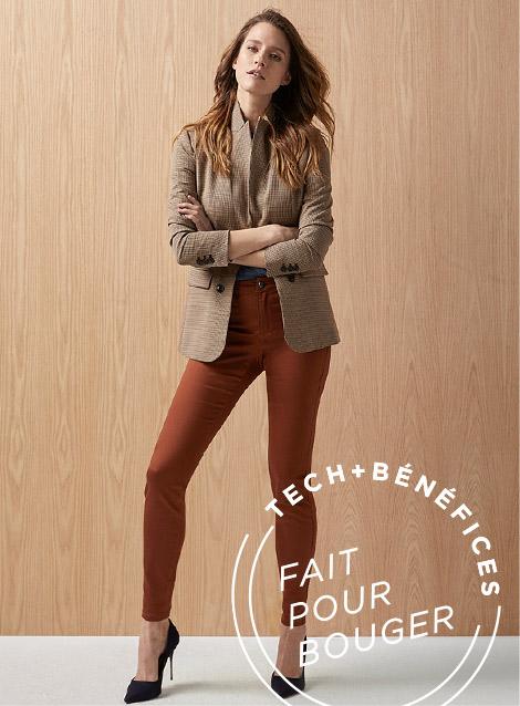 Natalie -Guide du pantalons
