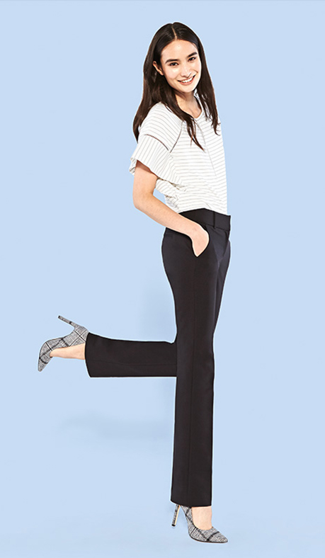 Modern Flare - Pant Guide