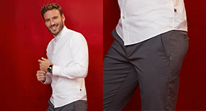 Men's Chinos & 5-Pocket Pants Buy 2 for $59.90 each