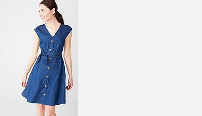 40 % de rabais sur les robes